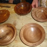 Bowls turned at event